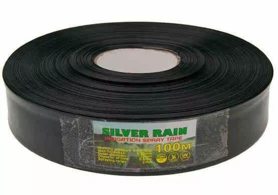 Лента Туман  Silver Rain 40 мм. 100 м.