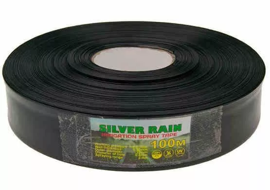 Лента Туман  Silver Rain 50 мм. 100 м.