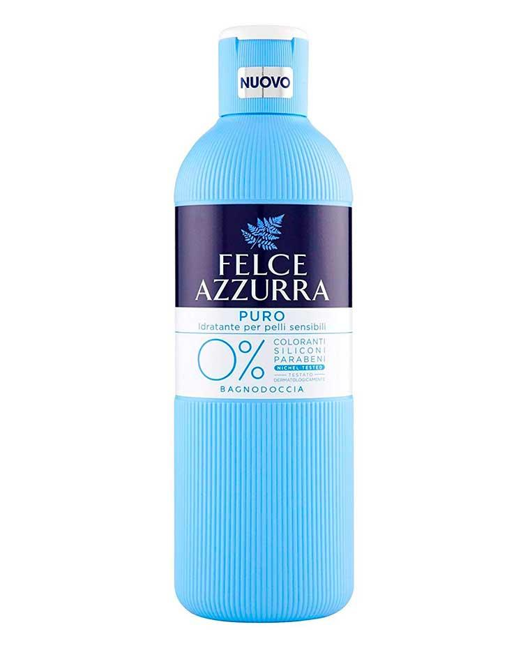 Гель для душа, 650 мл, Felce Azzurra  Puro Фельче Азура
