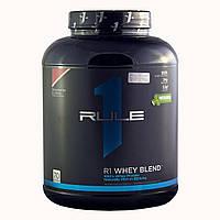 Протеин Rule1 Whey Blend 2,38 кг клубника