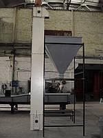 Бункер-дозатор для пеллет