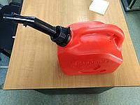 Канистра пластиковая с лейкой 5л (DK-PC-L5) <ДК>