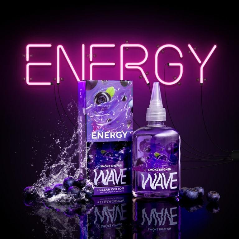 Жидкость WAVE - ENERGY 100ml [3mg] (Original)