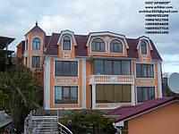 Дизайн, изготовление и монтаж фасадного декора