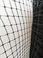 "Сетка вольерная ""Птичка"" рулон 0.5х100м., ячейка 12х14 мм. (зеленая, черная), фото 1"