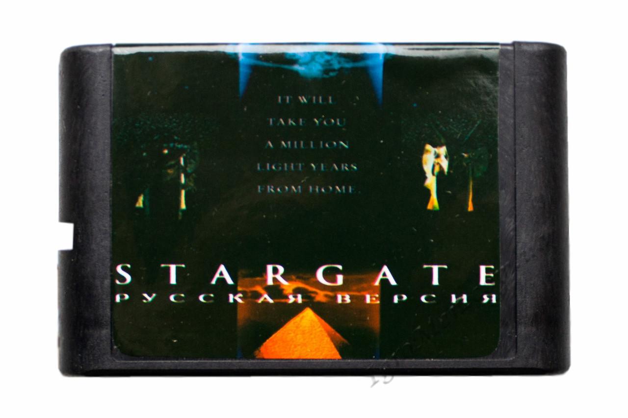 Картридж сега Stargate