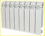 Алюмінієвий радіатор Global VOX R 350/100, Італія, фото 2
