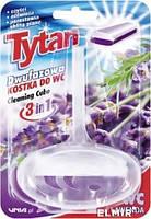 Гигиенический блок для унитаза Tytan лаванда 40 г.