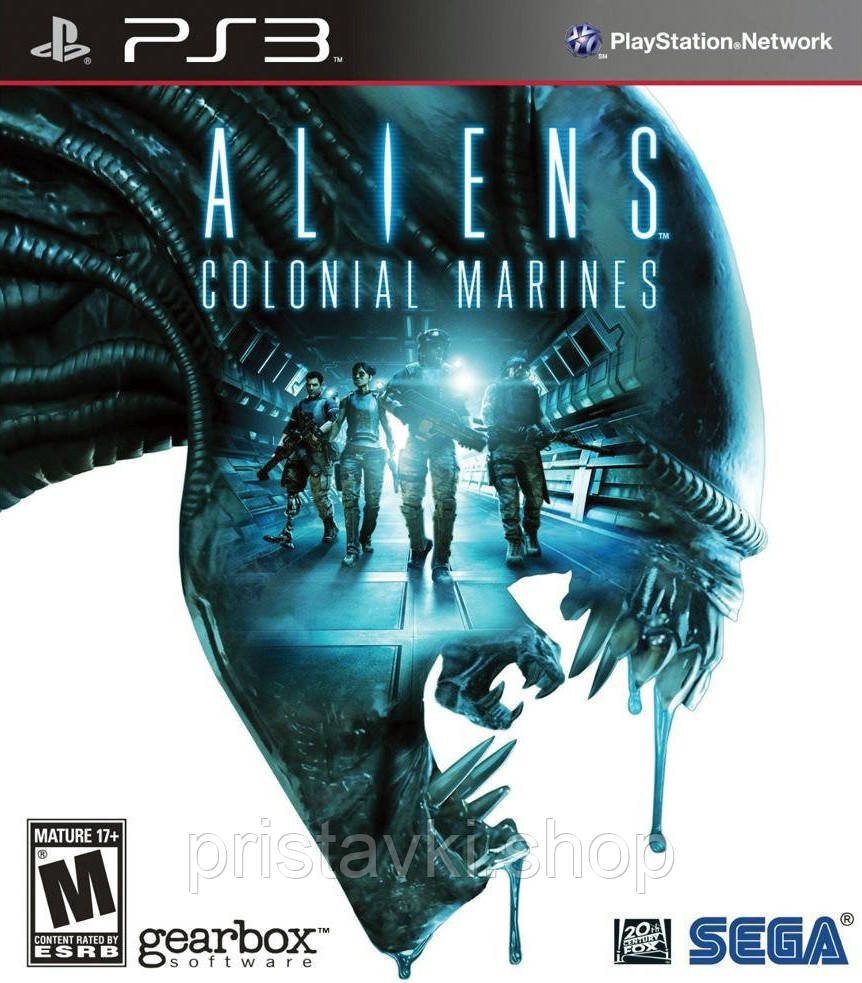 Aliens Colonial Marines PS3