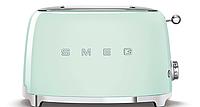 Тостер Smeg TSF01PGEU пастельно-зеленый (бирюзовый), фото 1