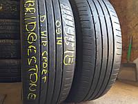 Шины бу 225/55 R18 Bridgestone