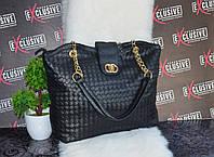 Стильная плетенная сумка, фото 1