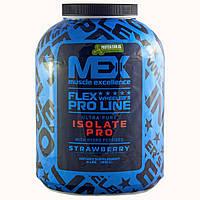 Протеин Mex Isolate Pro 1,8 кг клубника