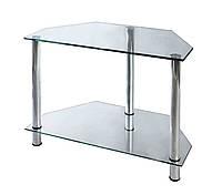 Стеклянный столик под ТВ-2