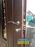 Двери входные  МЕТАЛ+КОВКА 960*205 БЕСПЛАТНАЯ ДОСТАВКА, фото 8