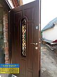 Двери входные  МЕТАЛ+КОВКА 960*205 БЕСПЛАТНАЯ ДОСТАВКА, фото 7