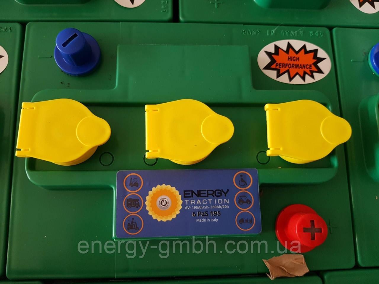 Аккумуляторная батарея ENERGY MONOBLOCK 6 PzS 195