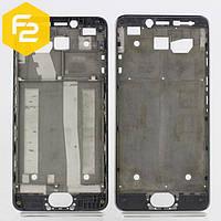 Meizu M3S black фрейм / рамка экрана / каркас Orig