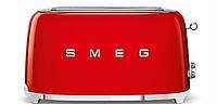 Тостер Smeg TSF02RDEU красный, фото 1