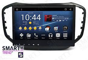 Штатная магнитола SMARTY Trend ST8U-516K1075 для Chery Tiggo Android