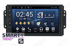 Штатная магнитола SMARTY Trend ST8U-516K9076 для Chery Tiggo 3x Android