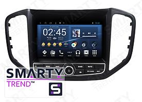 Штатная магнитола SMARTY Trend ST8U-516K8131 для Chery Tiggo 5 Android