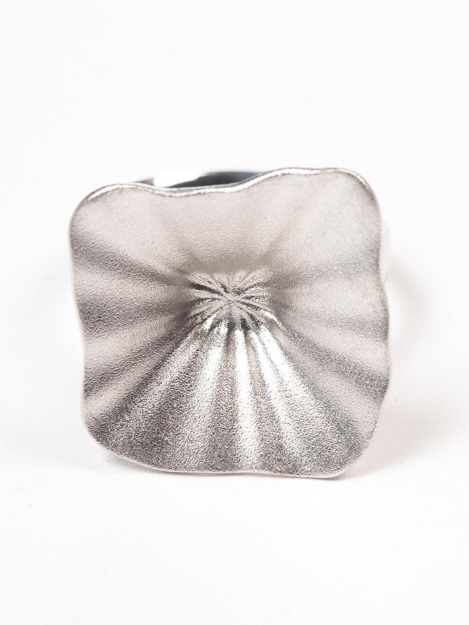 Кільце срібне