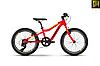 """Детский велосипед Haibike Seet Greedy 20"""" 2019 красный"""