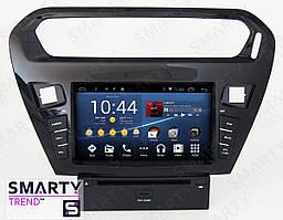 Штатная магнитола SMARTY Trend ST8U-516K8041 для Citroen C-Elysee, Peugeot 301 Android