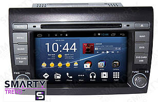 Штатная магнитола SMARTY Trend ST8U-516K7030 для Fiat Bravo 2007-2014 Android