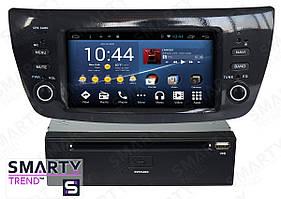 Штатная магнитола SMARTY Trend ST8U-516K6218 для Fiat Doblo, Opel Combo Android