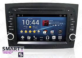 Штатная магнитола SMARTY Trend ST8U-516K7120 для Fiat Doblo Android