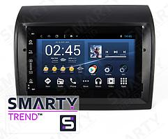 Штатная магнитола SMARTY Trend ST8U-516K7148 для Fiat Ducato Android