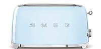 Тостер Smeg TSF02PBEU пастельно голубой, фото 1