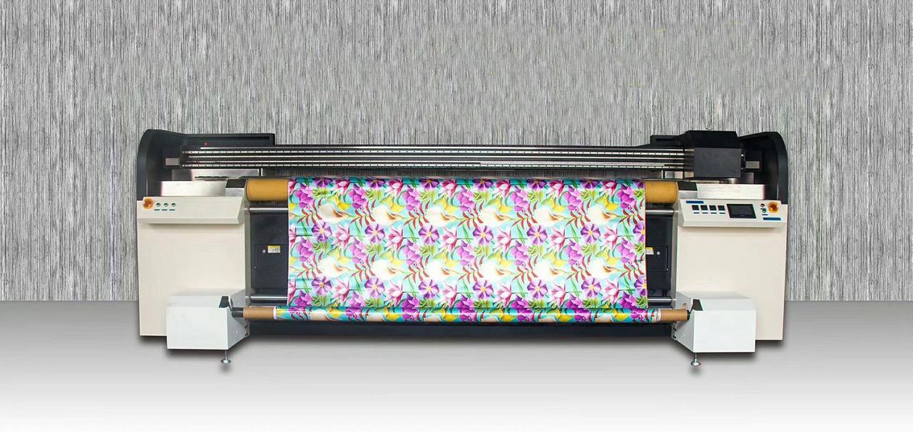 Широкоформатный текстильный принтер SAER CSR 2000