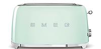 Тостер Smeg TSF02PGEU пастельно-зеленый (бирюзовый)