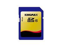 Карта памяти Kingmax SDHC Class 10 32Gb