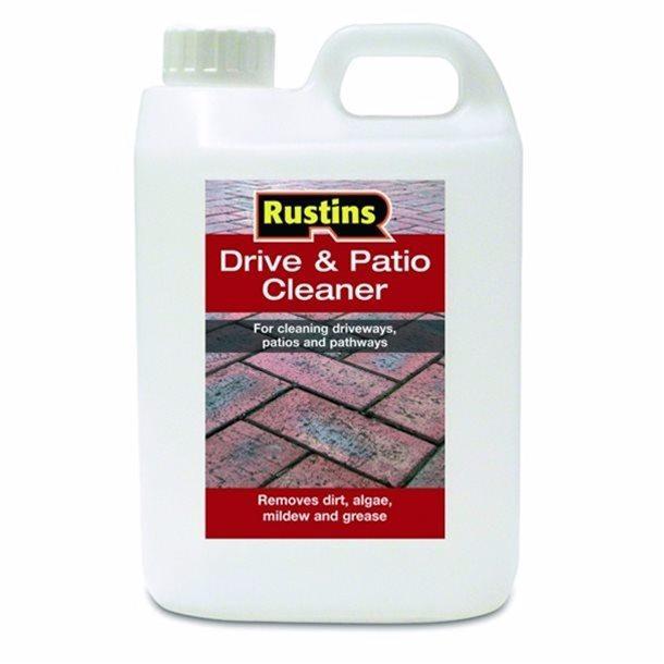 Засіб для чищення кам'яних доріжок Drive & Patio Cleaner Rustins