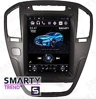 Штатная магнитола SMARTY Trend ST8UT-516K10419 для Opel Insignia 2013 (Tesla Style) Android