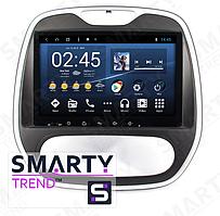Штатная магнитола SMARTY Trend ST8U-516K9129 для Renault Captur Android