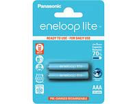 Panasonic Eneloop Lite 2xAAA 550 mAh