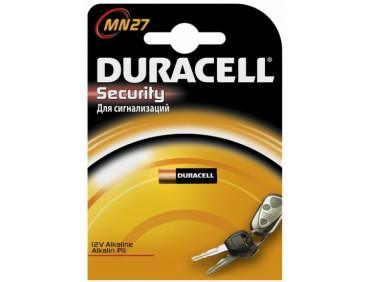 Батарейка A27 Duracell 1xA27 MN27