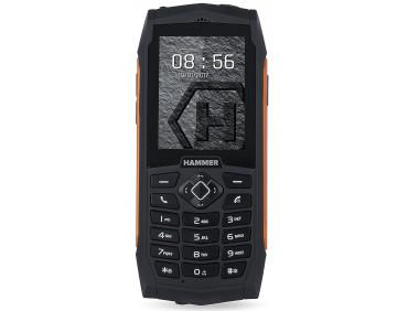 Мобильный телефон MyPhone Hammer 3 Dual Sim Orange