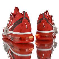 """Кроссовки Nike Air Max x React Element 87 """"Красные"""", фото 3"""