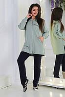 """Женский спортивный костюм больших размеров """" Leandr """" Dress Code"""