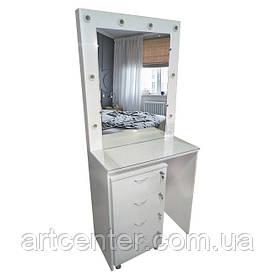 Стол для визажиста, туалетный столик , визажный стол