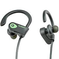 Беспроводные наушники для спорта вакуумные накидные с водозащитой IPx7 и HD звуком Edelin1.3