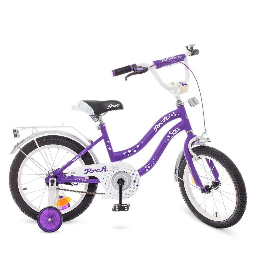 "PROFI Велосипед PROFI Star 18"" Y1893 Lilas (Y1893)"
