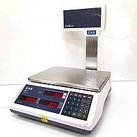 Торговые весы CAS ER Plus Б/У, фото 1