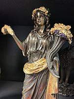 Статуэтка Veronese Деметра, богиня плодородия 30 см 75859A5, фото 1